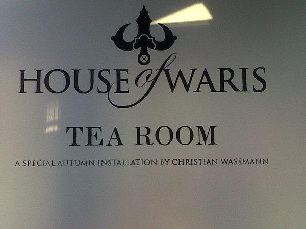 House Of Waris Tea Room